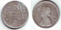 2 Annas 1874 Indien Victoria (1837 - 1901) ss  29,95 EUR  +  6,95 EUR shipping