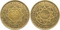 50 Francs 1952 Marokko  vz  6,95 EUR  +  3,95 EUR shipping