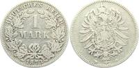 1 Mark 1873 D Kaiserreich 1 Mark - kleiner Adler ss  7,95 EUR  +  3,95 EUR shipping