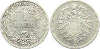 1 Mark 1875 F Kaiserreich 1 Mark - kleiner Adler s-ss  4,95 EUR  +  3,95 EUR shipping