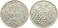 1 Mark 1904 A Kaiserreich 1 Mark - großer Adler ss+  4,95 EUR  +  3,95 EUR shipping