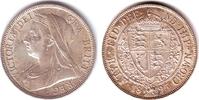 1/2 Crown 1895 Großbritannien Queeen Victoria (1837-1901) vz/st  98,00 EUR  +  6,95 EUR shipping