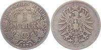 1 Mark 1874 H Kaiserreich 1 Mark - kleiner Adler ss  12,95 EUR  +  6,95 EUR shipping