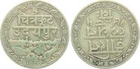 1/4 Rupie  Indien - Mewar Sumair Sing (1911 - 1918) ss-vz  29,95 EUR  +  6,95 EUR shipping