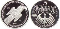 5 Mark (NP) 1952 / 2004 Deutschland Silberreplik - Germanisches Museum PP  19,95 EUR  zzgl. 4,95 EUR Versand