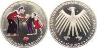10 Euro farbig 2014 G Deutschland Hänsel und Gretel st - farbig  14,95 EUR  zzgl. 4,95 EUR Versand