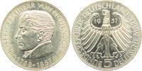 5 Mark 1957 J BRD Joseph Freiherr von Eichendorff bankfrisch - min. RF  189,00 EUR  zzgl. 6,95 EUR Versand