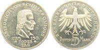 5 Mark 1955 F BRD Friedrich von Schiller f.st  219,00 EUR  zzgl. 6,95 EUR Versand