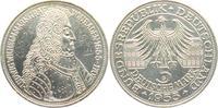 5 Mark 1955 G BRD Markgraf von Baden vz+  195,00 EUR  zzgl. 6,95 EUR Versand