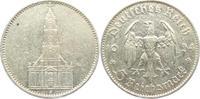 5 Reichsmark 1934 G Drittes Reich Garnisonskirche in Potsdam - ohne Dat... 9,95 EUR  zzgl. 2,95 EUR Versand