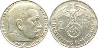 2 Reichsmark 1937 D Drittes Reich Paul von Hindenburg - mit Hakenkreuz ss  3,95 EUR  zzgl. 2,95 EUR Versand