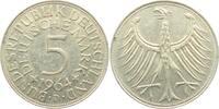 5 Mark 1964 D BRD Silberadler ss+  9,00 EUR  zzgl. 2,95 EUR Versand