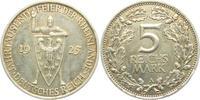 5 Mark 1925 A Weimar Rheinlande ss/vz  69,00 EUR  zzgl. 6,95 EUR Versand