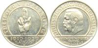 3 Mark 1929 D Weimar Schwurhand ss/vz  29,00 EUR  zzgl. 4,95 EUR Versand