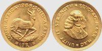 1 Rand 1961-1983 Südafrika Jan van Riebeek prägefrisch  144,00 EUR