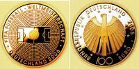 100 Euro 2005 G Deutschland 1/2 Unze Goldmünze - Fußball-WM 2006 st mit... 675,00 EUR  zzgl. 6,95 EUR Versand