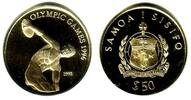 50 Dollar 1993 Samoa Olympische Sommerspiele Atlanta 1996 - Diskuswerfe... 189,00 EUR  +  9,95 EUR shipping