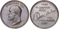 Silbermedaille 1907 Schweden Oskar II. 1872-1907. Vorzüglich-Stempelgla... 85,00 EUR  zzgl. 5,00 EUR Versand