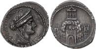 Denar 57 v. Chr Republik C. Considius Noni...