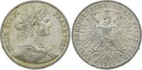 Doppeltaler 1861. Altdeutschland bis 1871. Frankfurt-Stadt. Kleiner Ran... 195,00 EUR  zzgl. 5,00 EUR Versand