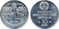 10 Mark 1983 DDR Richard Wagner - Silber prägefrisch  35,00 EUR