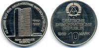 10 Mark 1989 DDR 40 Jahre RGW – Kupfer/Nickel prägefrisch  23,00 EUR