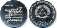 20 Mark 1975 DDR Johann Sebastian Bach - Silber prägefrisch - winzige K... 49,00 EUR
