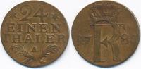 1/24 Taler 1783 A Brandenburg-Preussen Friedrich II. der Große 1740-178... 5,00 EUR