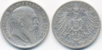 2 Mark 1902 G Baden Friedrich I. 1856-1907 fast sehr schön  38,00 EUR