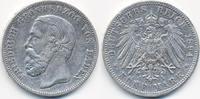 5 Mark 1894 G Baden Friedrich I. 1856-1907 sehr schön - leicht gereinigt  78,00 EUR