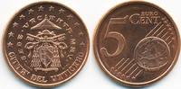 5 Cent 2005 Vatikan - Vatican 5 Cent 2005 Sede Vacante prägefrisch  32,00 EUR
