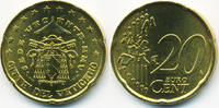 20 Cent 2005 Vatikan - Vatican 20 Cent 2005 Sede Vacante prägefrisch  32,00 EUR