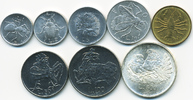 Kursmünzensatz 1974 San Marino - San Marino Republik – 1 Lire bis 500 L... 19,90 EUR