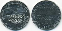 100 Lire 1977 San Marino - San Marino Republik - Fisch vorzüglich+  3,50 EUR