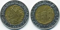 500 Lire 1992 San Marino - San Marino Republik – Christoph Columbus Bim... 4,00 EUR