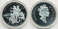 1 Dollar 1990 Kanada - Canada Henry Kelsey Polierte Platte/Proof  11,00 EUR  zzgl. 1,20 EUR Versand