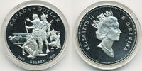 1 Dollar 1990 Kanada - Canada Henry Kelsey Polierte Platte/Proof  11,00 EUR