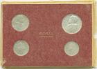 Kursmünzensatz 1951 Vatikan - Vatican Pius XII. prägefrisch  49,50 EUR