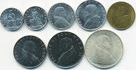Kursmünzensatz 1964 Vatikan - Vatican Paul VI. prägefrisch  34,00 EUR