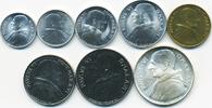 Kursmünzensatz 1968 Vatikan - Vatican Paul VI. prägefrisch  25,00 EUR  zzgl. 3,80 EUR Versand
