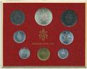 Kursmünzensatz 1970 Vatikan - Vatican Paul VI. prägefrisch  20,00 EUR  zzgl. 3,80 EUR Versand