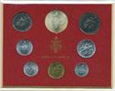 Kursmünzensatz 1972 Vatikan - Vatican Paul VI. prägefrisch  22,00 EUR