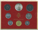 Kursmünzensatz 1973 Vatikan - Vatican Paul VI. prägefrisch  22,00 EUR  +  6,50 EUR shipping
