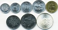 Kursmünzensatz 1974 Vatikan - Vatican Paul VI. prägefrisch  18,00 EUR