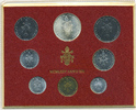 Kursmünzensatz 1975 Vatikan - Vatican Paul VI. prägefrisch  18,00 EUR