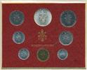 Kursmünzensatz 1976 Vatikan - Vatican Paul VI. prägefrisch  22,00 EUR  zzgl. 3,80 EUR Versand