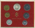 Kursmünzensatz 1978 Vatikan - Vatican Paul VI. prägefrisch  30,00 EUR