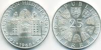 25 Schilling 1968 Österreich - Austria 2. Republik – Lukas von Hildebra... 10,00 EUR  zzgl. 1,20 EUR Versand