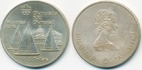 5 Dollars 1973 Kanada - Canada Olympiade Montreal 1973 – 'Segelboote Ki... 16,00 EUR  zzgl. 1,20 EUR Versand