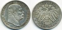 2 Mark 1901 A Sachsen-Altenburg Ernst 1853-1908 vorzüglich  495,00 EUR kostenloser Versand